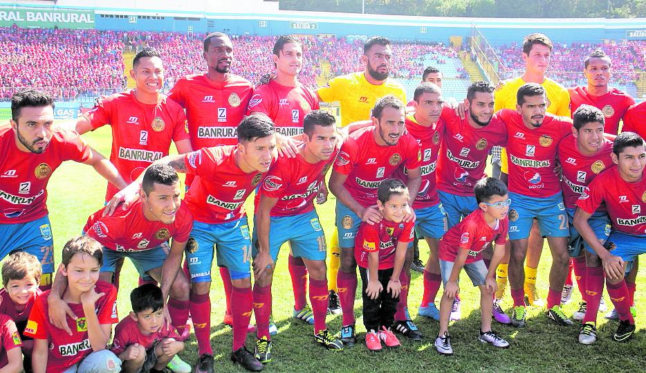 Rojos del municipal 81 a os de historia for Los rojos de municipal