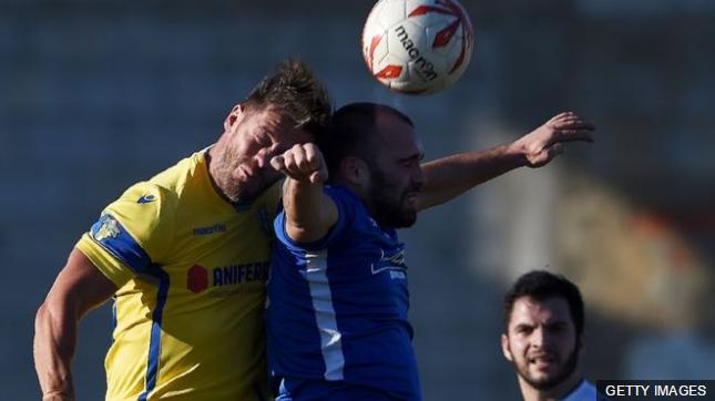La mayoría de los rivales del Canelas se negaron a jugar contra ellos en el campeonato regional en Oporto.