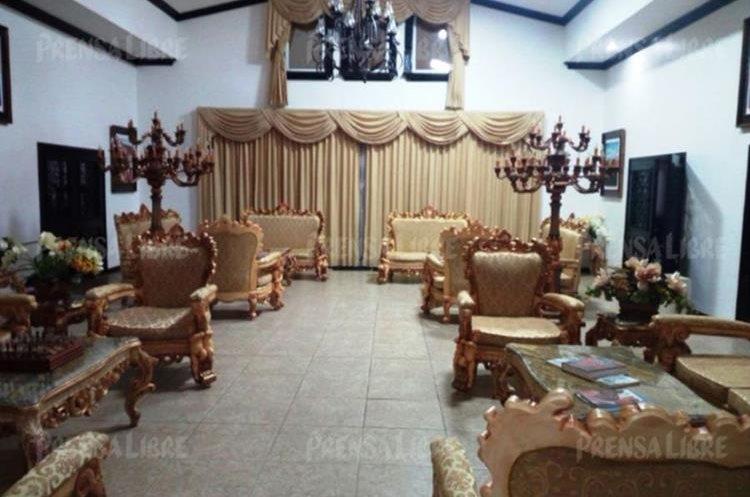 Mansiones De Lujo Por Dentro Decoracion Salones Casas Lujosas With
