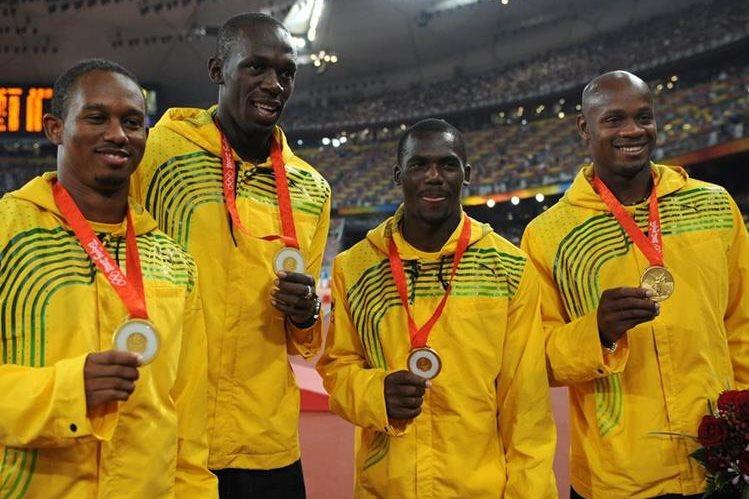 Usain Bolt dijo que está resignado a perder una de sus nueve medallas olímpicas de oro. (Foto Prensa Libre: AFP)