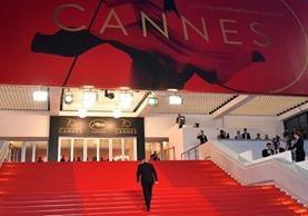 La 70 edición del Festival de Cine de Cannes se celebra en la riviera francesa del 17 al 28 de mayo. (Foto Prensa Libre: AFP).