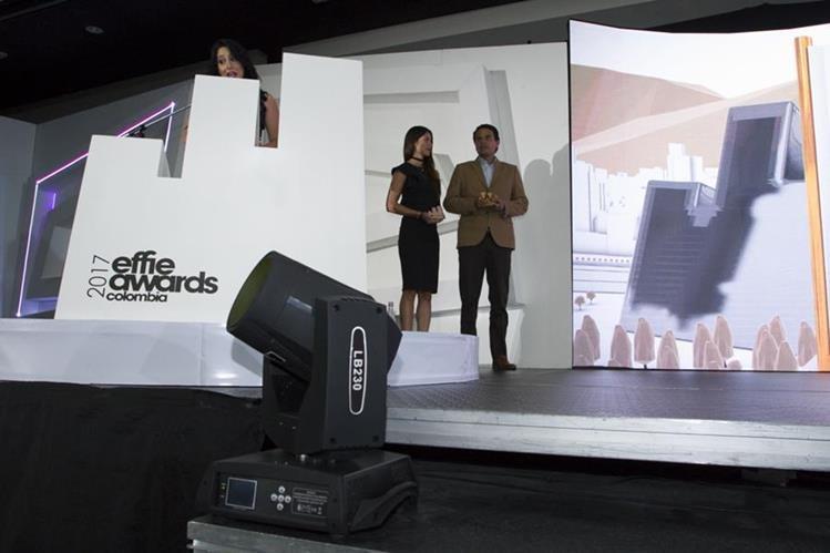 En Colombia se llevaron a cabo los premios Effie de Latinoamérica, donde la agencia de publicidad guatemalteca el taier DDB Centro ganó uno de los reconomientos. (Foto Prensa Libre: Revista PyM)