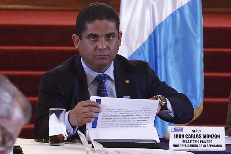 Juan Carlos Monzón.