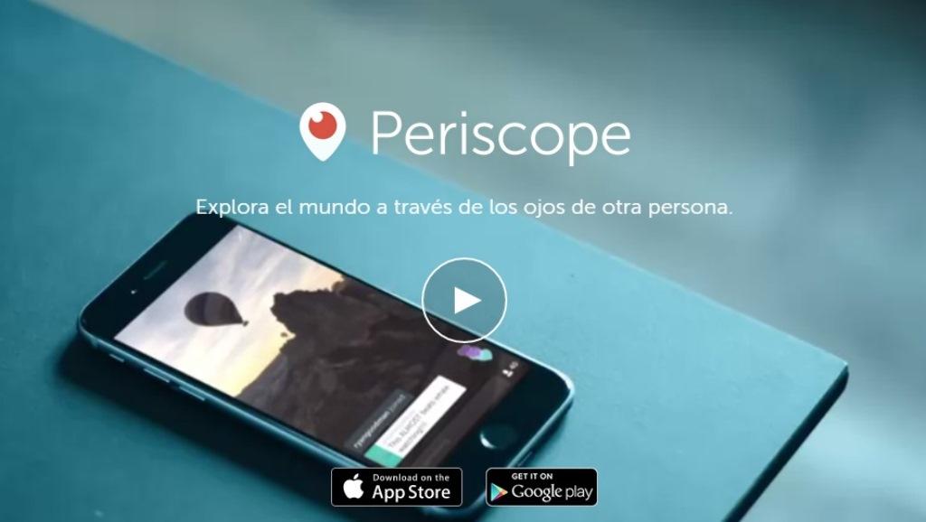 Periscope sólo almacena las emisiones de los usuarios durante 24 horas. (Foto Prensa Libre: Hemeroteca PL)