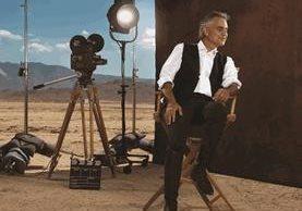 Bocelli lanzó su disco el 23 de octubre y en el se incluyen varios duetos. (Foto Prensa Libre: Cortesía Universal Music)