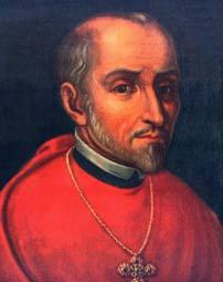 Francisco Marroquín fue el primer arzobispo de Guatemala. Impulsó las escuelas de primeras letras y legó un donativo para la que fue la primera universidad del país. (Foto Prensa Libre: internet)