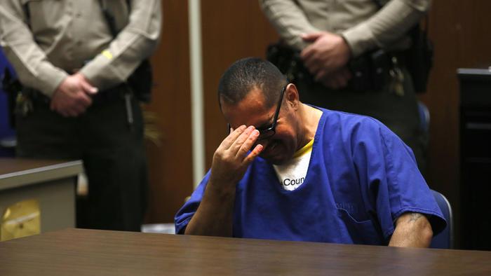 Luis Lorenzo Vargas fue declarado inocente luego de pasar 16 años en la cárcel. (Foto Prensa Libre: Francine Orr / Los Angeles Times)