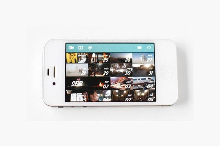 1 Second Everyday permite editar los videos de una manera sencilla (Foto: Hemeroteca PL).