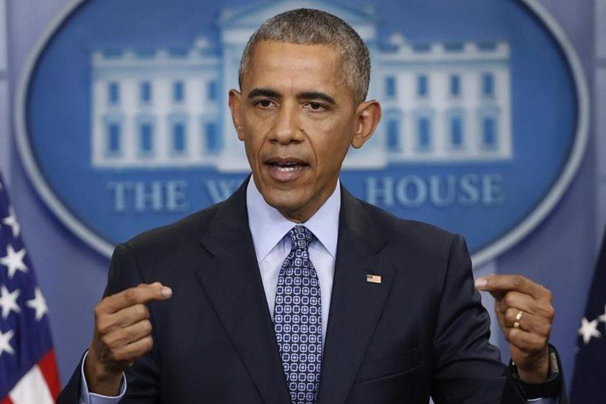 expresidente estadounidense Barack Obama (AP)