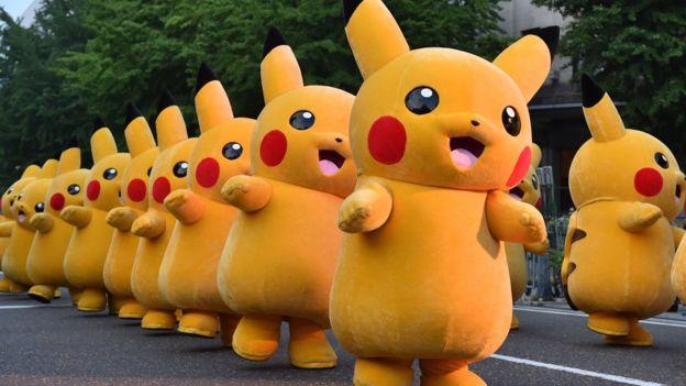 """""""Juega limpio"""", piden los creadores de Pokémon Go. (AFP)."""