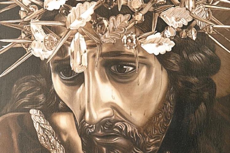 Jesús Nazareno del Consuelo del Templo de la Recolección, de Omar Calvillo.