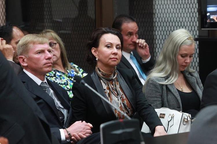 La familia Bitkov fue sentenciada en enero a prisión de entre 14 y 19 años. (Foto Prensa Libre: Hemeroteca PL)