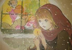 La niña de los fósforos es una historia que evoca ternura. (Foto Prensa Libre: Hemeroteca PL)