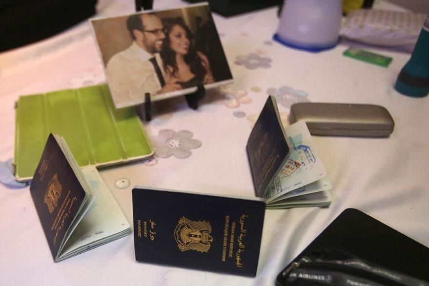 Los pasaportes estadounidenses de la familia siria fueron anulados. (Foto Prensa Libre: AFP).