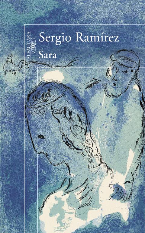Portada del libro Sara. (Foto Prensa Libre: Hemeroteca PL)