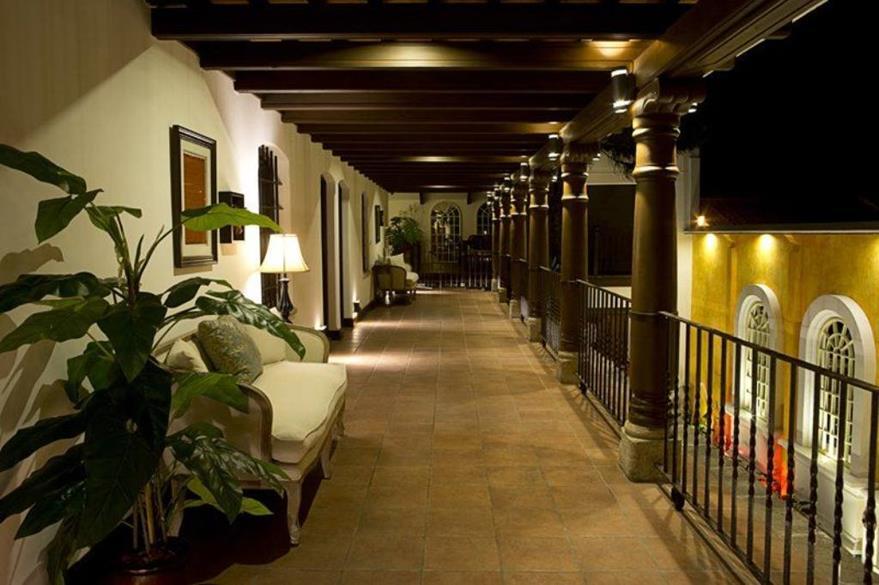 Mansión de la Luz Hotel Boutique en Antigua Guatemala.(Foto Prensa Libre: Hemeroteca PL)
