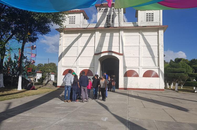 Iglesia de Esquipulas Palo Gordo. (Foto Prensa Libre: Whitmer Barrera)
