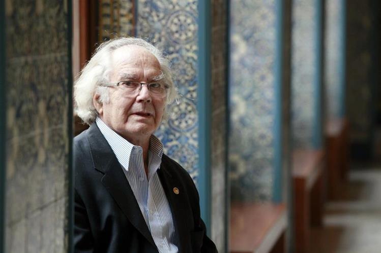 Adolfo Pérez Esquivel, Premio Nobel de la Paz de Argentina. (Foto Prensa Libre: EFE).