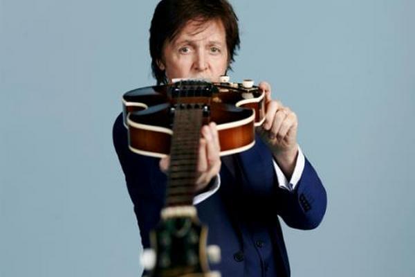 <p>El músico ofrece nueva versión del álbum New. (Foto Prensa Libre: tomada de facebook.com/PaulMcCartney)</p>