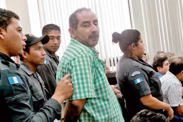 Osama Azzis Aranki es el único de los empresarios señalados que quedó en prisión. (Foto Prensa Libre: Hemeroteca PL)