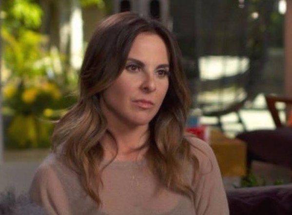 Kate del Castillo, durante la entrevista para ABC (Foto: Hemeroteca PL).