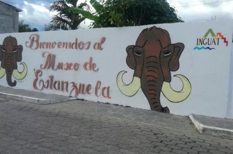 Museo de Estanzuela atraer a visitantes