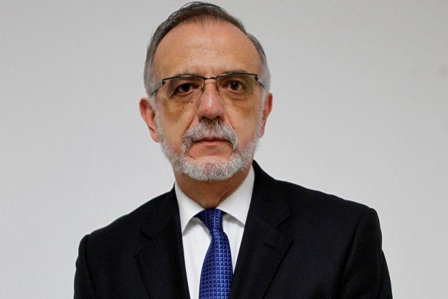 Iván Velásquez, director de Cicig. (Foto Prensa Libre: Paulo Raquec)