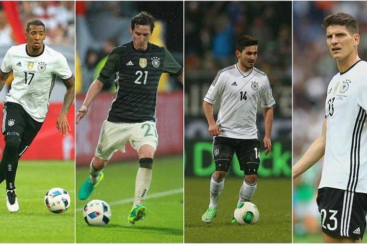 Alemania anunció su nómina para los partidos de las clasificatorias al Mundial que se disputarán en octubre. (Foto Prensa Libre: Federación de Alemania)