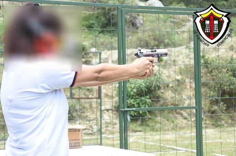 La carrera de criminología ha levantado polémica en redes sociales. (Foto Prensa Libre)