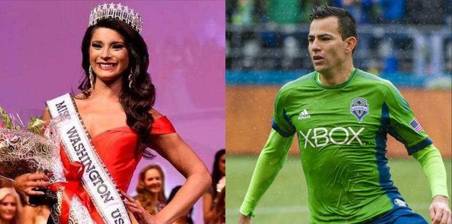 Marco Pappa habría sido apuñalado en diciembre del año pasado en un incidente donde estaba acompañado por Stormy Keffeler, Miss Washington 2015. (Foto Prensa Libre: Internet)