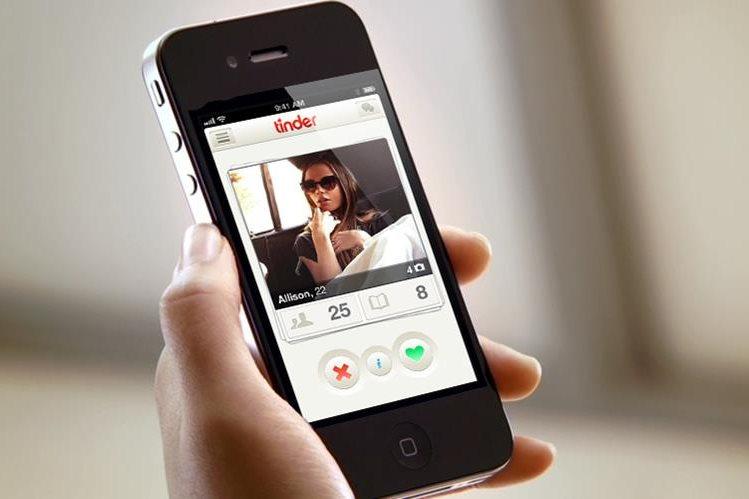 Tinder es una de las aplicaciones móviles más populares para citas. (Foto: Hemeroteca PL).