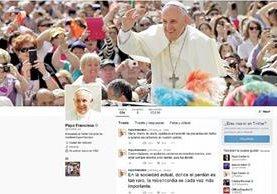 El Papa es el más influyente en Twitter.