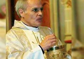 Francisco Javier Gutiérrez Díaz, sacerdote asesinado. (Foto Prensa Libre: del sitio www.info7.mx)
