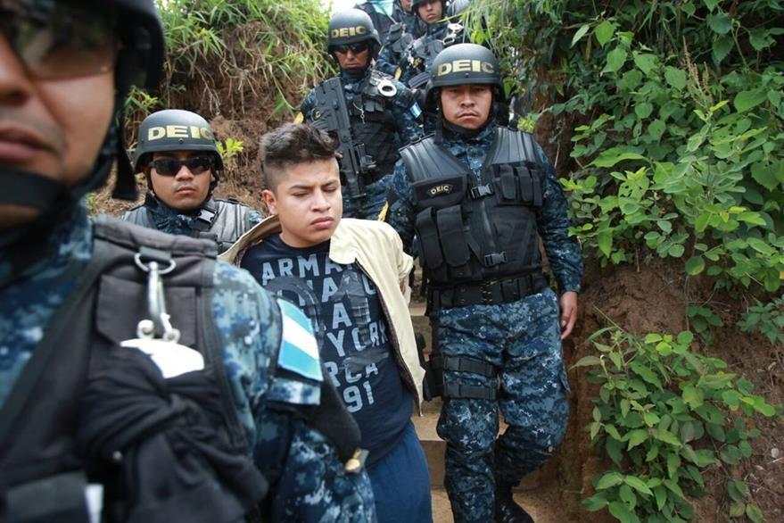 EL dueño de la perra fue detenido cerca de su vivienda, el animal fue clave para detectarlo. (Foto Prensa Libre: Hemeroteca PL)