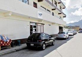 La sede regional de la Feci y la Cicig funcionará en la Fiscalía de la Mujer del Ministerio Público, en la zona 7 de Xelajú.(Foto Prensa Libre: María José Longo).