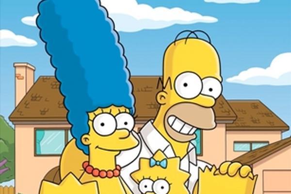 <p>Los Simpson.</p>