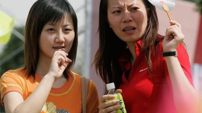 Hay muchas opciones para las mujeres en China ya que están en minoría. GETTY IMAGES