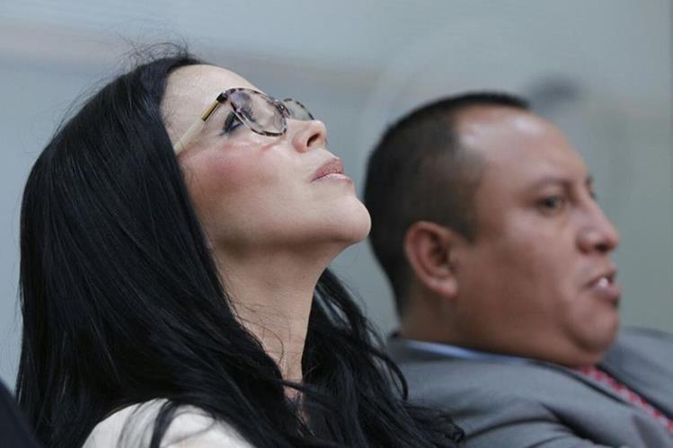 Según la fiscalía Julia Maldonado habría desviado hasta Q3.9 millones cuando dirigía Conjuve. (Foto Prensa Libre: Hemeroteca PL)