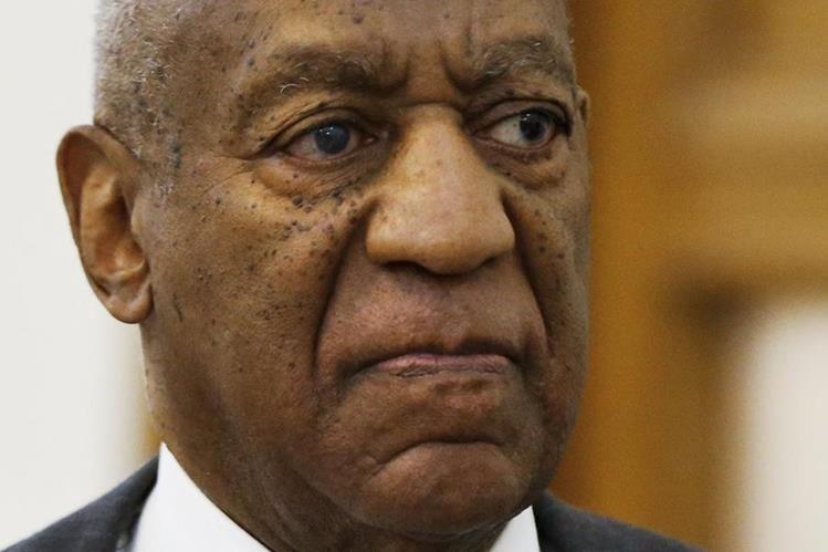 Bill Cosby espera enfrentar a la ley. (Foto Prensa Libre: AP)
