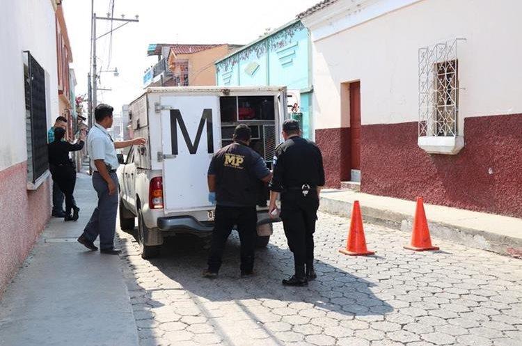 En menos de dos semanas se han registrado seis ataques en la cabecera. (Foto Prensa Libre: Mario Morales)