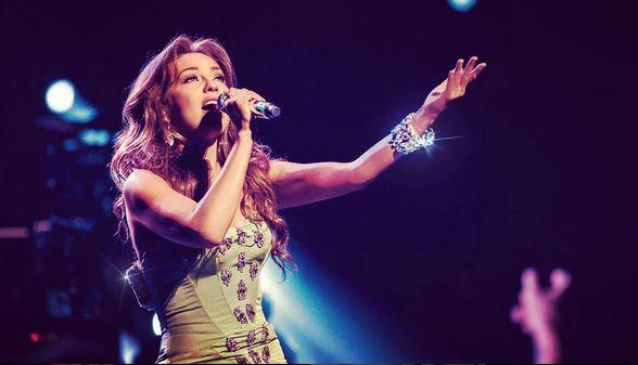 La cantante Thalía da su opinión sobre las elecciones en Estados Unidos. (Foto Prensa Libre: Instagram/ Thalía)
