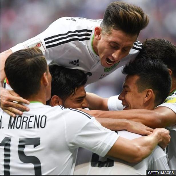 México no ha podido ganarle en partidos oficiales a Alemania, pero confía en que llegarán a la final del domingo.