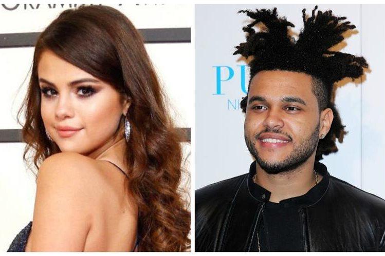 Selena Gómez y The Weeknd tienen una historia de amor juntos. (Foto Prensa Libre: Hemeroteca PL)
