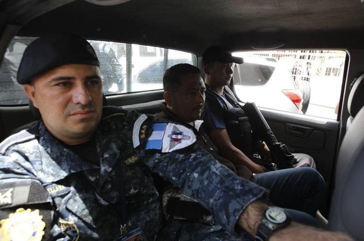 Al recapturado es señalado de liderar una banda de traficantes de menores centroamericanos.