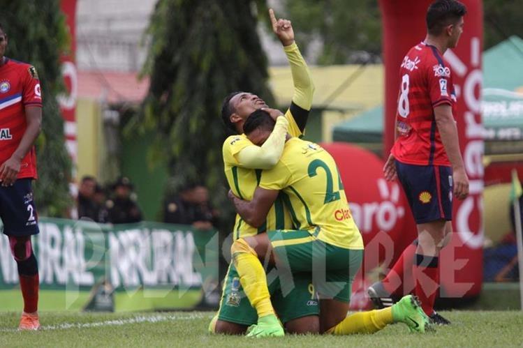 Petapa ya tiene rival para las semifinales del torneo Clausura 2017