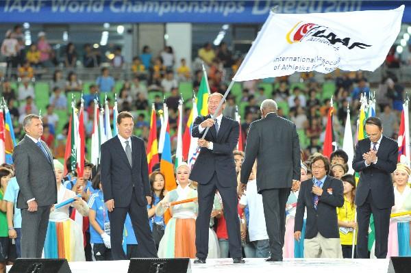 Una comisión de la IAAF solicitó las suspensiones de por vida por casos de dopaje y corrupción. (Foto Prensa Libre: AFP)