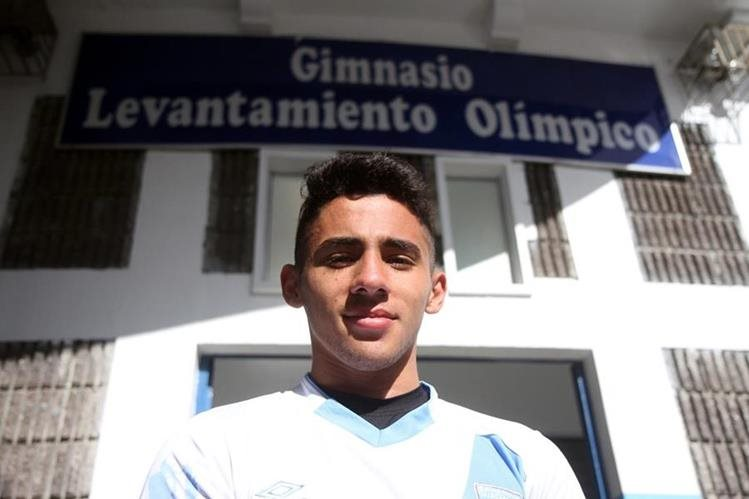 Édgar Pineda hará su debut mañana en los Juegos Olímpicos de Río 2016. (Foto Prensa Libre: Facebook)