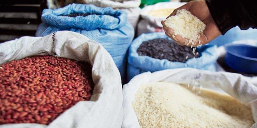 En febrero aumentaron los precios de granos básicos. (Foto Prensa Libre: Hemeroteca)