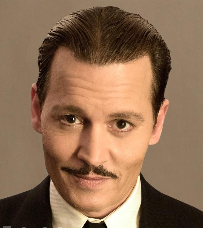 Johnny Depp interpretará a Edward Ratchett, un hombre de negocios. (Foto Prensa Libre: ew.com)