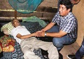 Autoridades señalan que una persona los mantenía encerrados sin luz y otros servicios vitales. (Foto Prensa Libre: Tomado de El País / Uruguay)